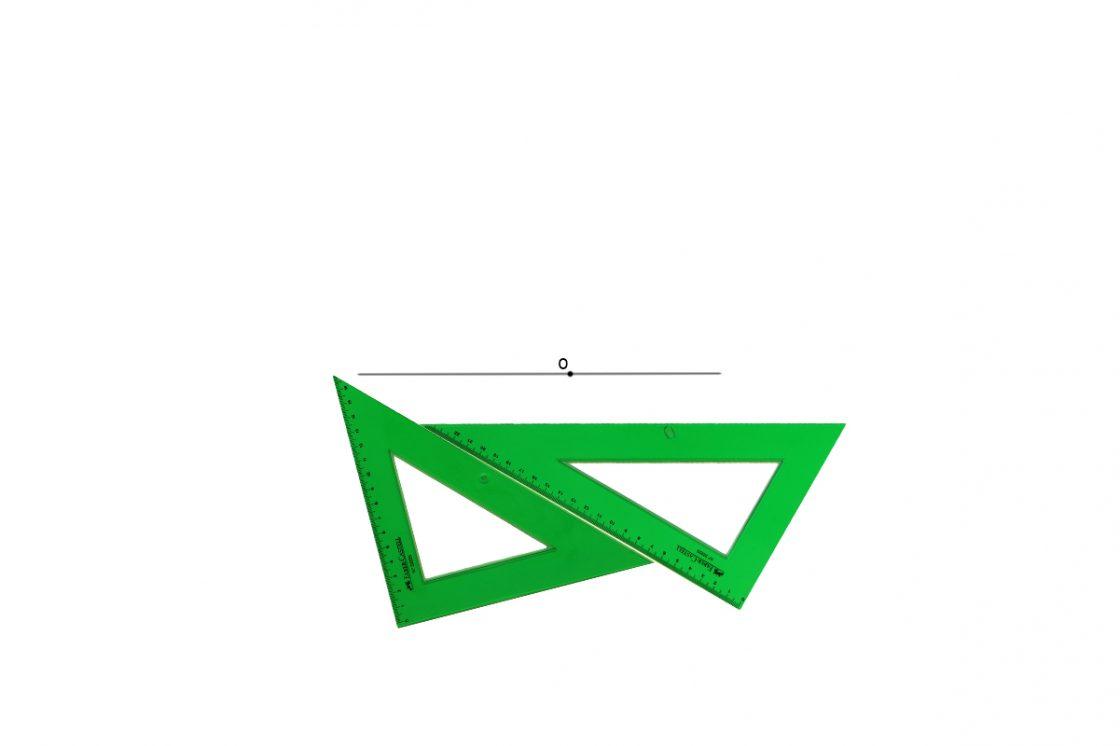 transportando ángulos