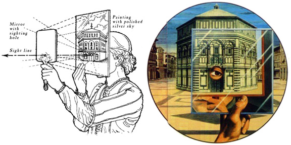 Perspectiva cónica y Filippo Brunelleschi