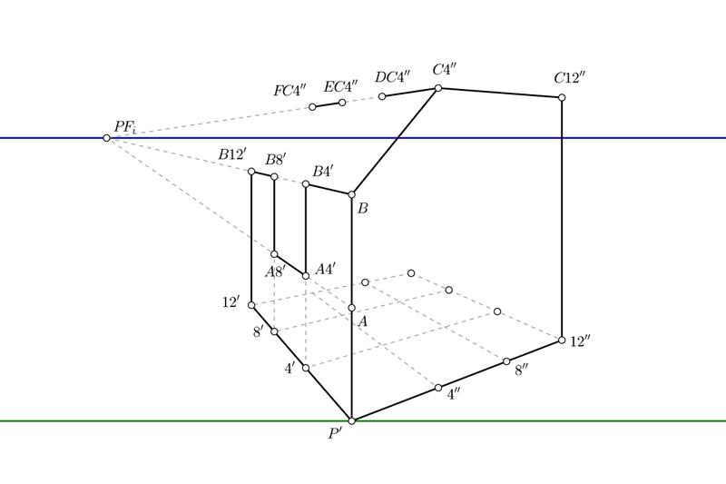 ejercicios de dibujo técnico resueltos