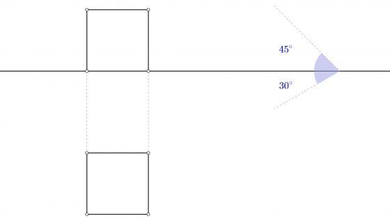 Como dibujar sombras en perspectiva cónica frontal