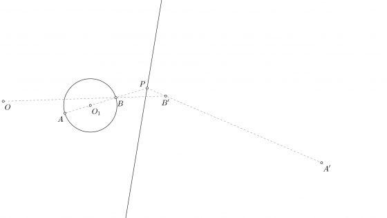 Homología geométrica del círculo