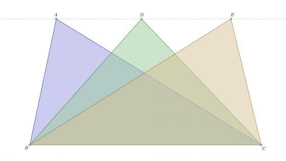 Dibujar polígonos equivalentes - Equivalencias en geometría